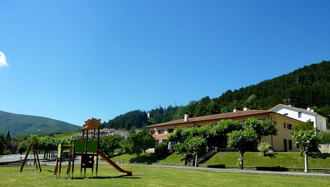 Hotel Rural Quinto Real Eugui Navarra camino santiago