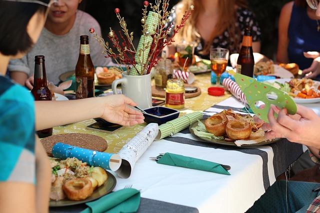 Restaurantes para Grupos experiencia gastronómica amigos