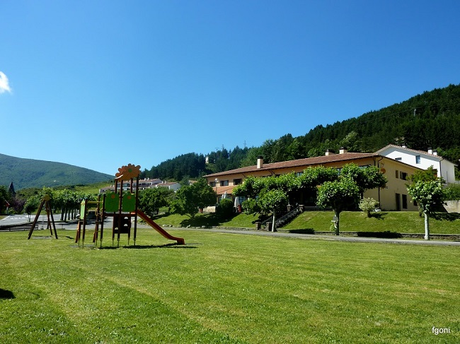 hotel rural quinto real en Eugui navarra
