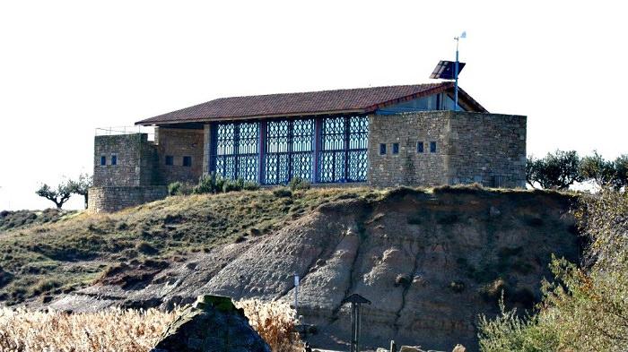 turismo familia observatorio aves pitillas navarra
